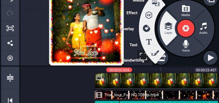 kinemaster template download 2